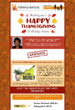 Email Newsletter by Tristate Marketing Solutions